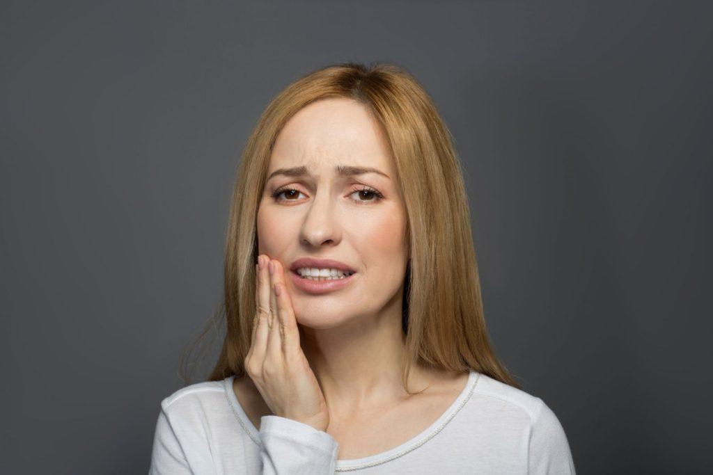 il dente pulsa