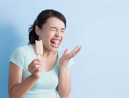 Denti sensibili: cosa fare?